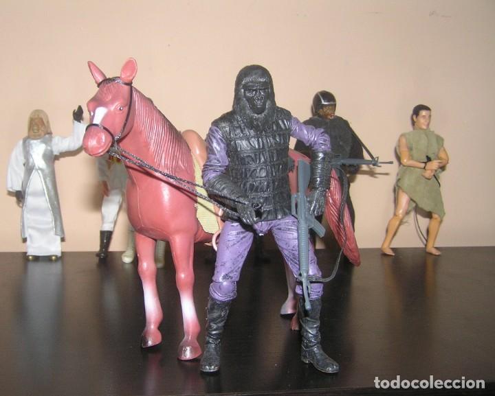 Madelman: Urko a caballo. Serie el planeta de los simios. Compatible con Madelman MDE. - Foto 4 - 134792274