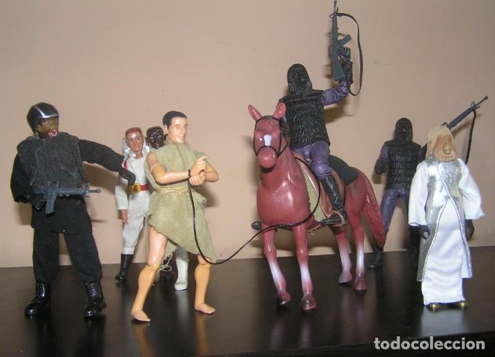 Madelman: Urko a caballo. Serie el planeta de los simios. Compatible con Madelman MDE. - Foto 5 - 134792274