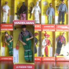 Madelman: MADELMAN MDE. SERIE CRIMINOLOGIA: HISTORIA DE LOS ASESINOS EN SERIE. ED GEIN EN CAJA. Lote 135113294