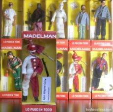 Madelman: MADELMAN MDE. SERIE CRIMINOLOGIA: HISTORIA DE LOS ASESINOS EN SERIE. JOHN WAYNE GACY EN CAJA. Lote 135113518