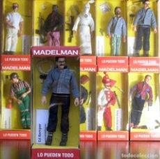 Madelman: MADELMAN MDE. SERIE CRIMINOLOGIA: HISTORIA DE LOS ASESINOS EN SERIE. ED KEMPER EN CAJA. Lote 135113770
