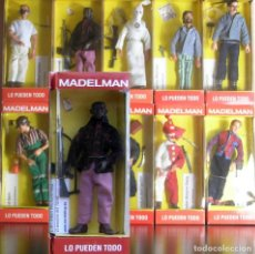 Madelman: MADELMAN MDE. SERIE CRIMINOLOGIA: ASESINOS EN SERIE. EL ASESINO DEL TAROT, JOHN ALLEN MUHAMMAD. Lote 135114034