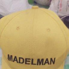 Madelman: MADELMAN.GORRA.COMO SE VE.. Lote 136240794