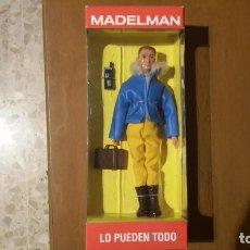 Madelman: MADELMAN ALTAYA PILOTO DE HELICOPTERO. Lote 136406790