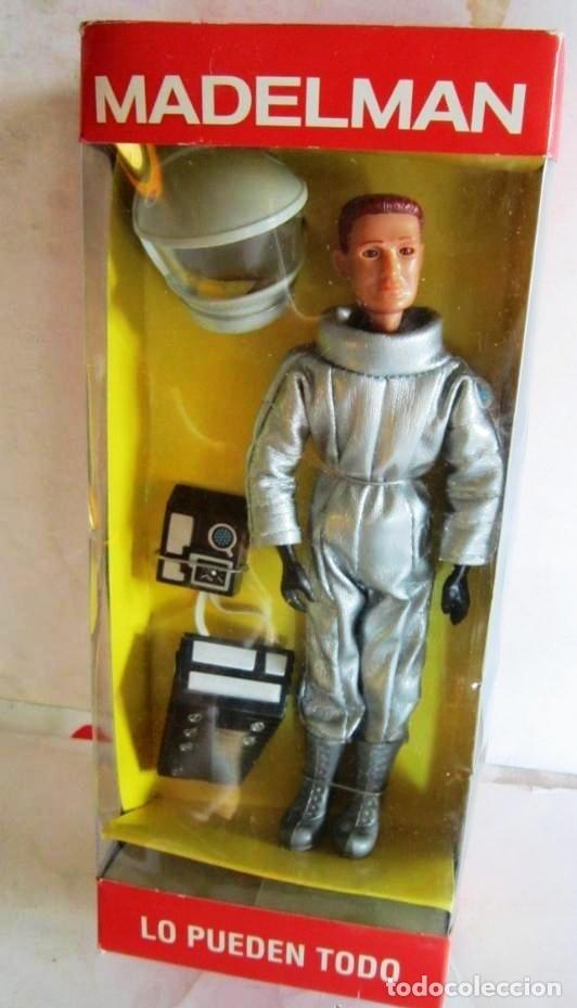 Madelman: Madelman MDE nuevo en caja Astronauta 2001 Odisea Espacial - Foto 2 - 139030977