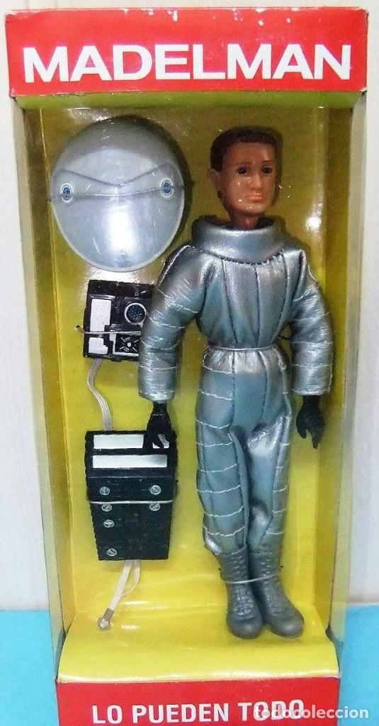Madelman: Madelman MDE nuevo en caja Astronauta 2001 Odisea Espacial - Foto 3 - 139030977