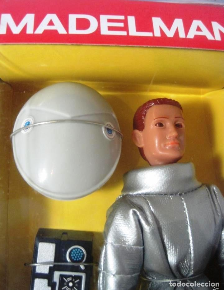 Madelman: Madelman MDE nuevo en caja Astronauta 2001 Odisea Espacial - Foto 5 - 139030977