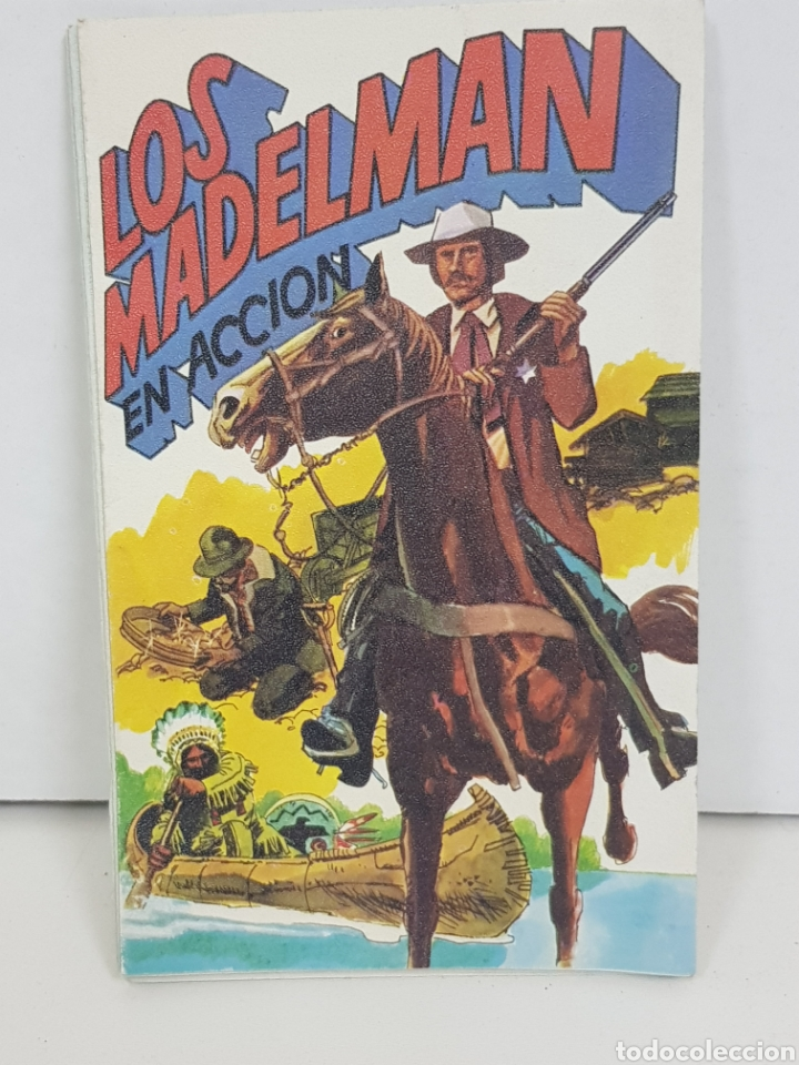 Madelman: Catálogo original antiguo Madelman los Madelman en acción - Foto 2 - 139194401