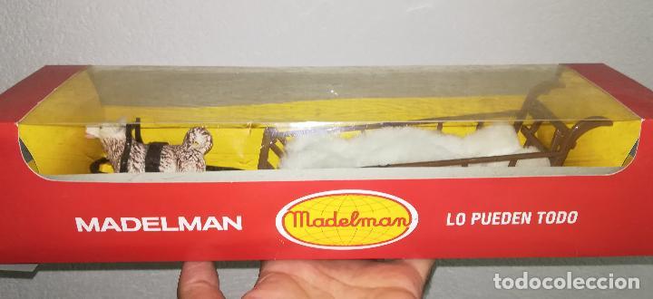 Madelman: COLECCION MADELMAN ALTAYA NUEVO A ESTRENAR - TRINEO POLAR - Foto 2 - 140922038