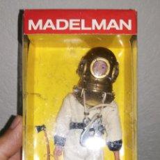 Madelman: COLECCION MADELMAN ALTAYA NUEVO A ESTRENAR - BUZO. Lote 140922154