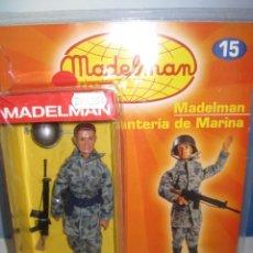 Madelman: MADELMAN INFANTERÍA DE MARINA DE ALTAYA NUEVO EN BLISTER. Lote 222704482