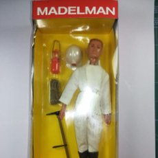 Madelman: CAJA MADELMAN ALTAYA - ESPELEOLOGO. Lote 141470014