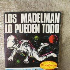 Madelman - CATÁLOGO LOS MADELMAN LO PUEDEN TODO - 141550690
