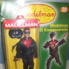 Madelman: MADELMAN EL ENMASCARADO - EL ZORRO - DE ALTAYA NUEVO EN CAJA. Lote 141565786
