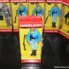 Madelman: MADELMAN MDE SERIE OESTE. FAR WEST. SOLDADO SEPTIMO DE CABALLERIA NUEVO EN CAJA. Lote 144140025