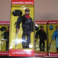 Madelman: MADELMAN MDE. SERIE OESTE. FAR WEST. EL ZORRO ENMASCARADO NUEVO EN CAJA.. Lote 142764270