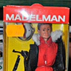 Madelman: MADELMAN PILOTO DE AVIACIÓN DE ALTAYA.. Lote 143081774