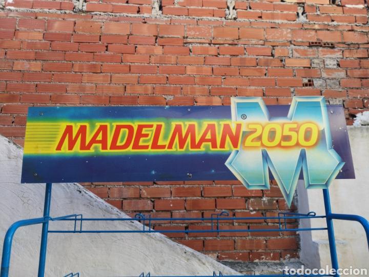 Madelman: Único y dificilisimo expositor madelman 2050 de antigua jugueteria - Foto 3 - 143122418
