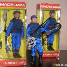 Madelman - Madelman MDE Policia Swat operaciones especiales en caja. Colección nº 40. Dificil - 143990834