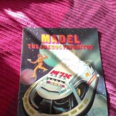 Madelman: MADEL, CATALOGO MADELMAN. Lote 144205466
