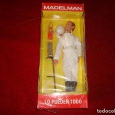 Madelman: MADELMAN ESPELEOLOGO ALTAYA POPULAR DE JUGUETES EN CAJA. Lote 145351050