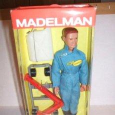 Madelman: MADELMAN ALTAYA MECANICO ESTACION DE SERVICIO. Lote 145386154