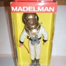 Madelman: MADELMAN ALTAYA BUZO. Lote 145386442