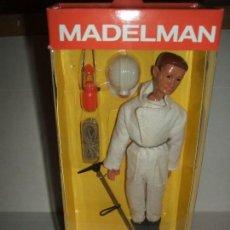 Madelman: MADELMAN ALTAYA ESPELEOLOGO. Lote 145388082