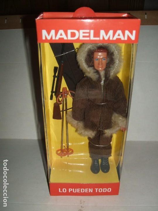 MADELMAN ALTAYA EXPLORADOR POLAR (Juguetes - Figuras de Acción - Madelman)