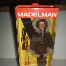 Madelman: MADELMAN ALTAYA EXPLORADOR POLAR. Lote 145388354