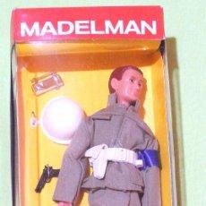 Madelman: MADELMAN T, POLICIA MILITAR, FIGURA DE ACCIÓN ALTAYA, EDIDIÓN LIMITADA 14103 , NUEVO CON CAJA. Lote 145476854