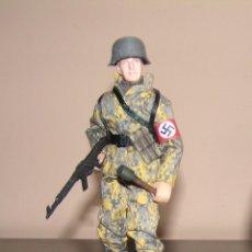 Madelman: MADELMAN MDE. SEGUNDA GUERRA MUNDIAL. INFANTERIA WAFFEN SS CON MP44 Y ACCESORIOS. WWII. SERIE LUXE. . Lote 147578722
