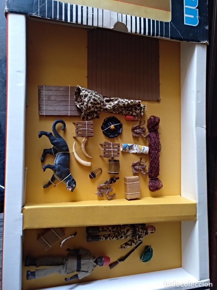 Madelman: super equipo madelman kenya safari en caja - Foto 6 - 154738266