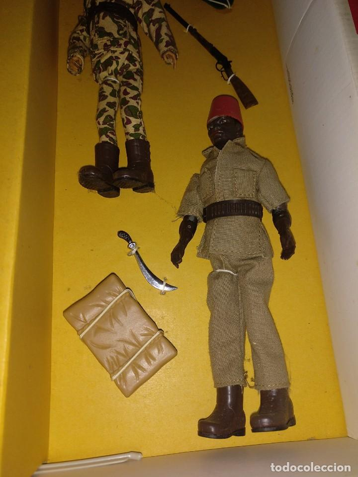 Madelman: super equipo madelman kenya safari en caja - Foto 8 - 154738266
