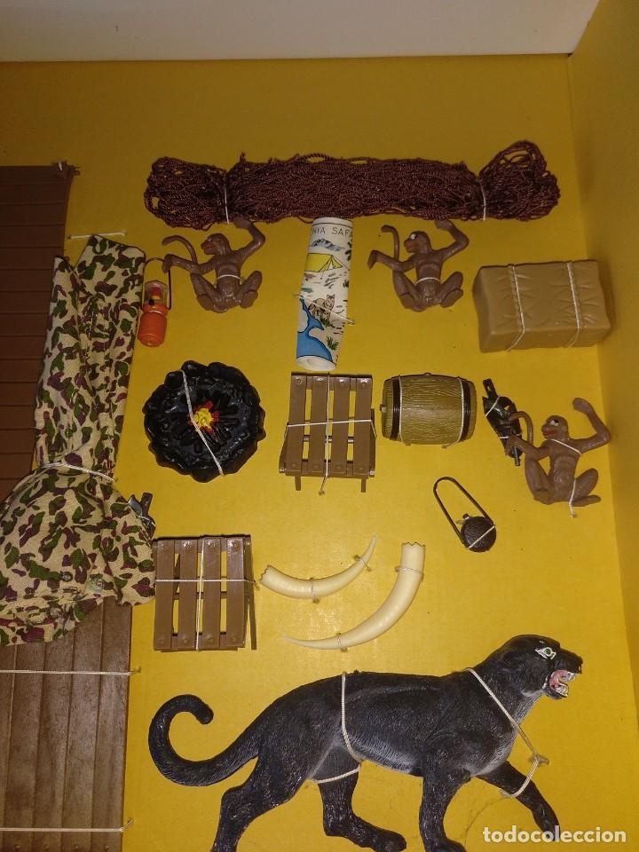 Madelman: super equipo madelman kenya safari en caja - Foto 10 - 154738266