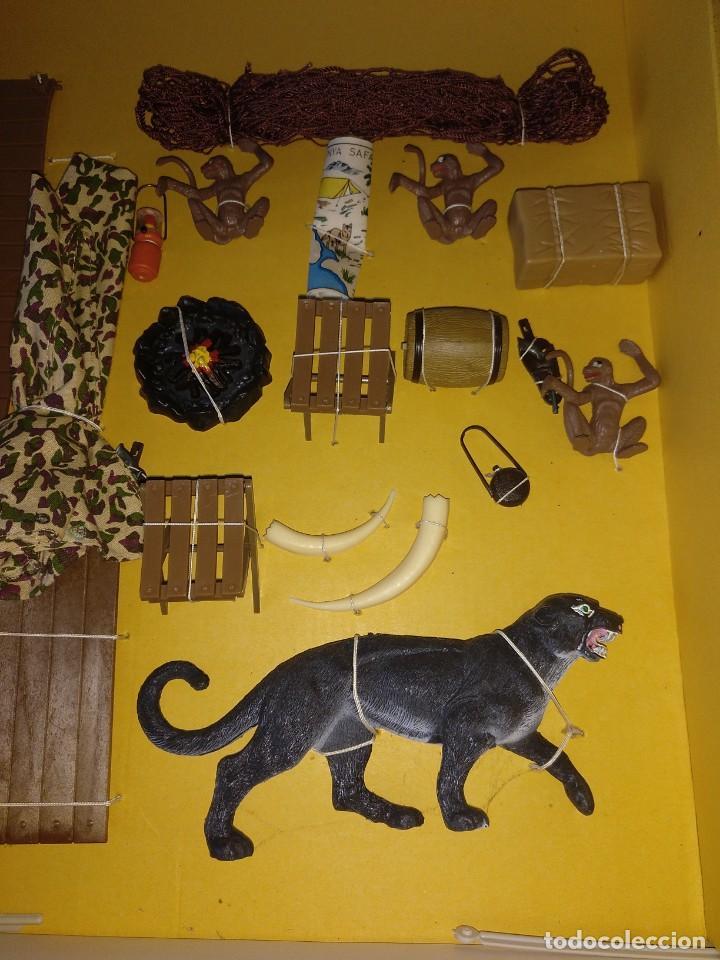 Madelman: super equipo madelman kenya safari en caja - Foto 11 - 154738266