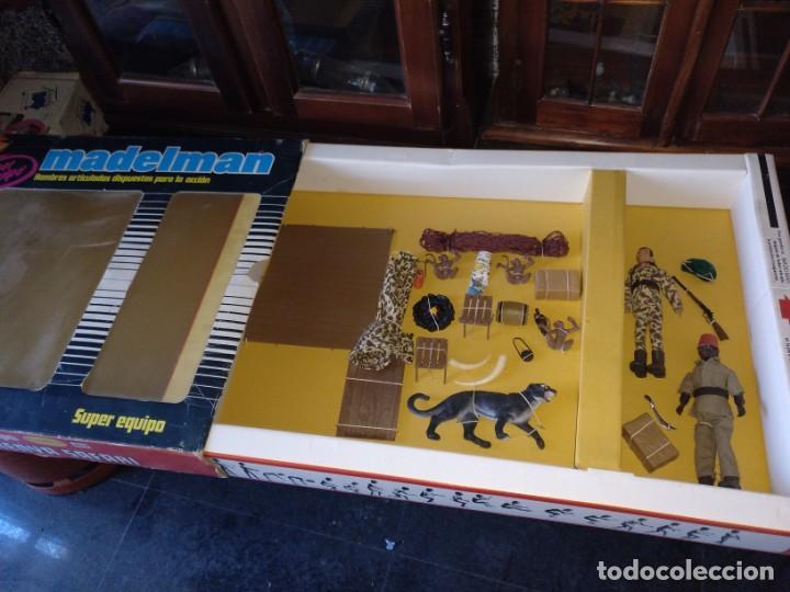 Madelman: super equipo madelman kenya safari en caja - Foto 13 - 154738266