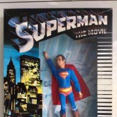 Madelman: MADELMAN SUPERMAN EN CAJA ORIGINAL ANTIGUO MUÑECO MADE IN SPAIN EN MUY BUEN ESTADO. Lote 150571930