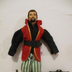 Madelman: MADELMAN - ORIGINAL - CORSARIO - CAPITAN PIRATA - DICK EL TUERTO - 2º GENERACION. Lote 151925858