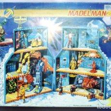 Madelman: MADELMAN 2050 BASERTROM BASE DE LOS HOMBRE C.O.T.A. NUEVA, SIN ABRIR Y EN PERFECTO ESTADO.. Lote 151983870