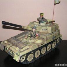 Madelman - Madelman MDE. Histórico. II Guerra Mundial. Carro de Combate.Tanque alemán Afrika Korps WWII - 153782622
