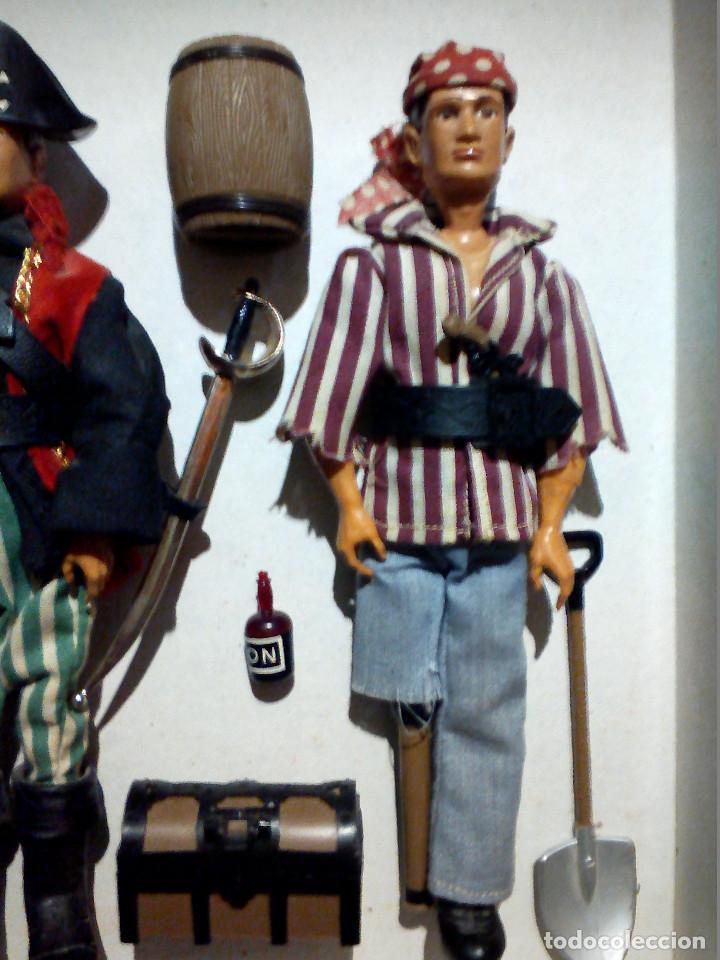 Madelman: MADELMAN Ref.154-118 (1975-1979) Madel 1º Generación Súper Equipos: Capitán Pirata - Foto 4 - 160372625