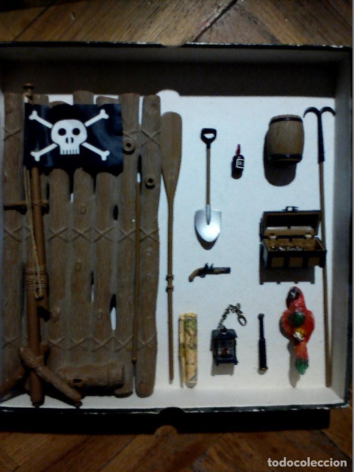 Madelman: MADELMAN Ref.154-118 (1975-1979) Madel 1º Generación Súper Equipos: Capitán Pirata - Foto 5 - 160372625