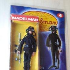 Madelman: MADELMAN ALTAYA /SUBMARINISTA Nº4/NUEVO EN CAJA-EN BLISTER+FASCICULO PRECINTADO/UNICO/IMPECABLE. Lote 155185698