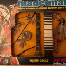 Madelman: MADELMAN JEFE INDIO, RED. 504. Lote 155627988