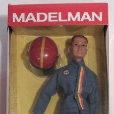 Madelman: MADELMAN PILOTO PRUEBAS NUEVO EN CAJA, NÚMERO 28. Lote 156829737