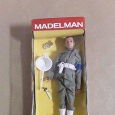 Madelman: MADELMAN ALTAYA,POLICÍA MILITAR,EN CAJA.. Lote 156870754