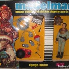 Madelman: MADELMAN EQUIPO BASICO BUZO, REF 508, NUEVO EN CAJA.. Lote 157910610