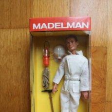 Madelman: MADELMAN ALTAYA ESPELEOLOGO NUEVO A ESTRENAR. Lote 159244290
