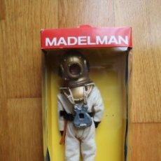 Madelman: MADELMAN ALTAYA BUZO NUEVO A ESTRENAR. Lote 159245586